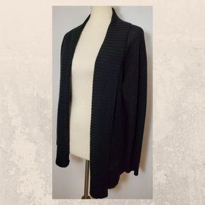 Soft, Comfy and cozy knit sweater black XL